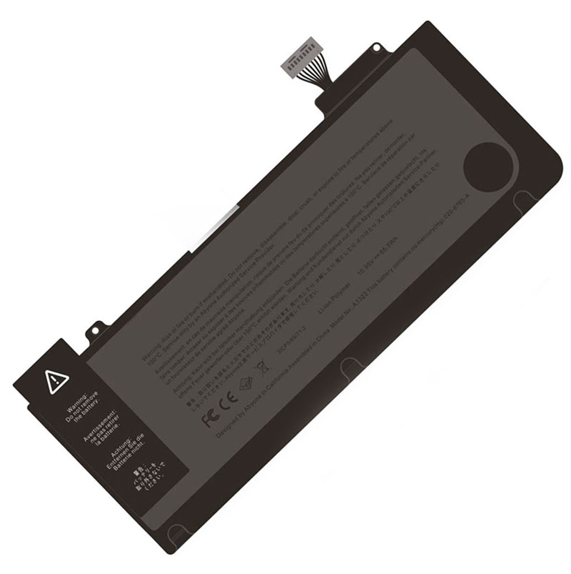 "Apple MacBook Pro5.5 13.3"" MB990LL/A MB991LL/A A1322 661-5229 replacement battery"