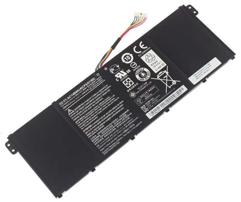 Acer Spin 5 SP513-51 SP515-51N compatible battery