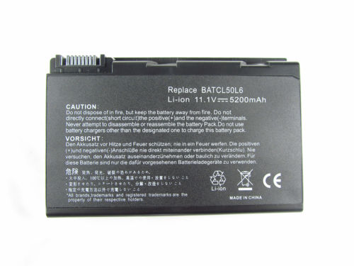 14.8V 4400mAh ACER Aspire 5610 5630 5650 5680 compatible battery