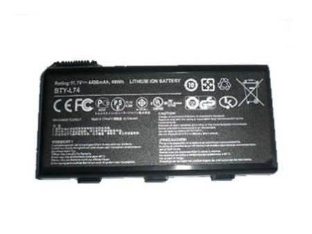 MSI CR600-001US CR600-013US CR600-017US compatible battery