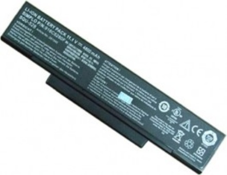 LG E50 ED500 SQU-524 BTY-M66 M660NBAT-6 Philips Freevent X54 X57 compatible battery