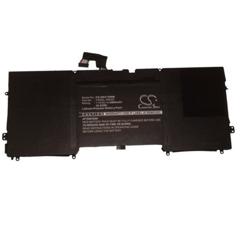 Dell XPS 12 ULTRABOOK XPS 12D-1708 XPS 13 ULTRABOOK 489XN Y9N00 replacement battery
